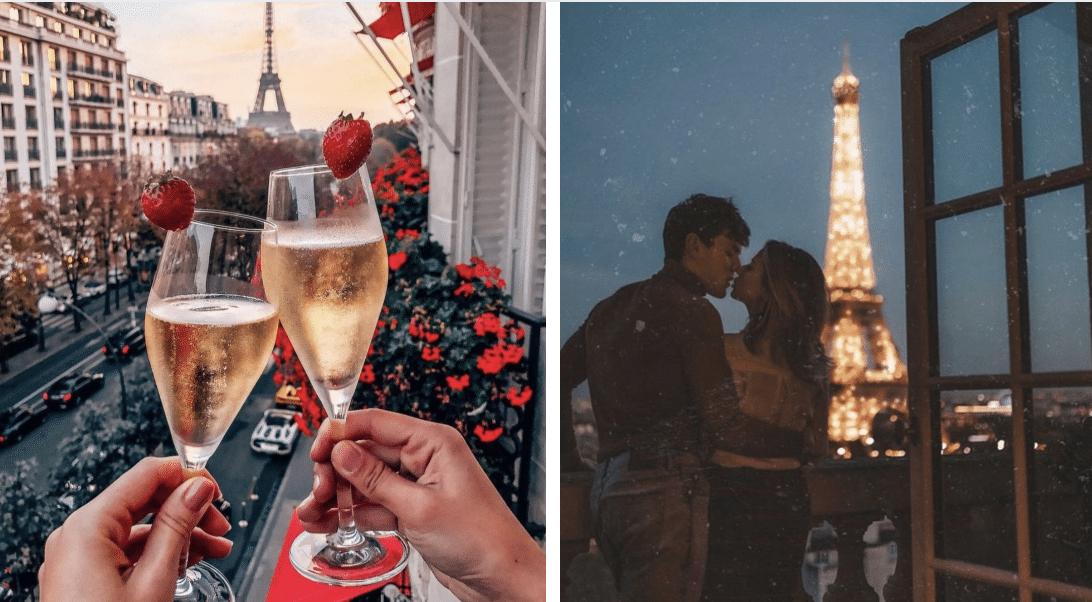 Que faire à Paris pour la Saint Valentin ?
