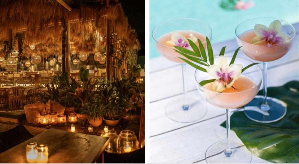 Hawaii à Paris : un tiki bar exotique éphémère s'installe sur un rooftop !