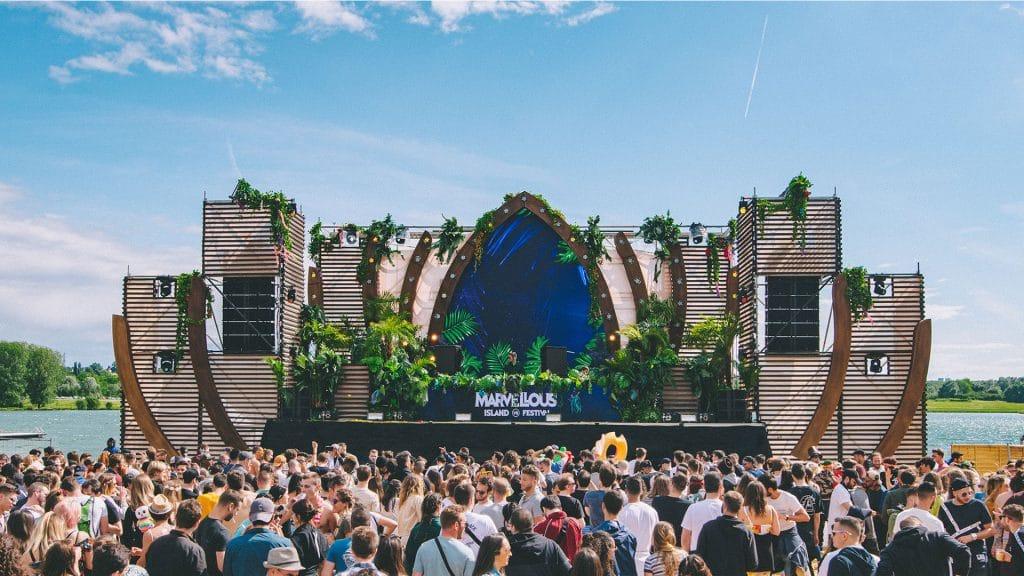 Le festival électro Marvellous Island fait son grand retour !