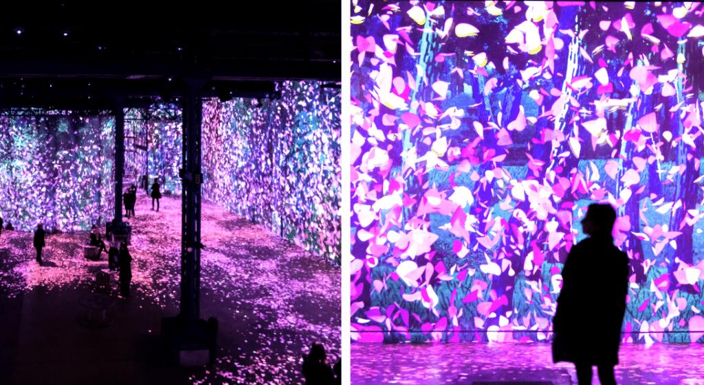 Les nouveaux voyages immersifs de l'Atelier des Lumières : Toute la programmation 2020 !