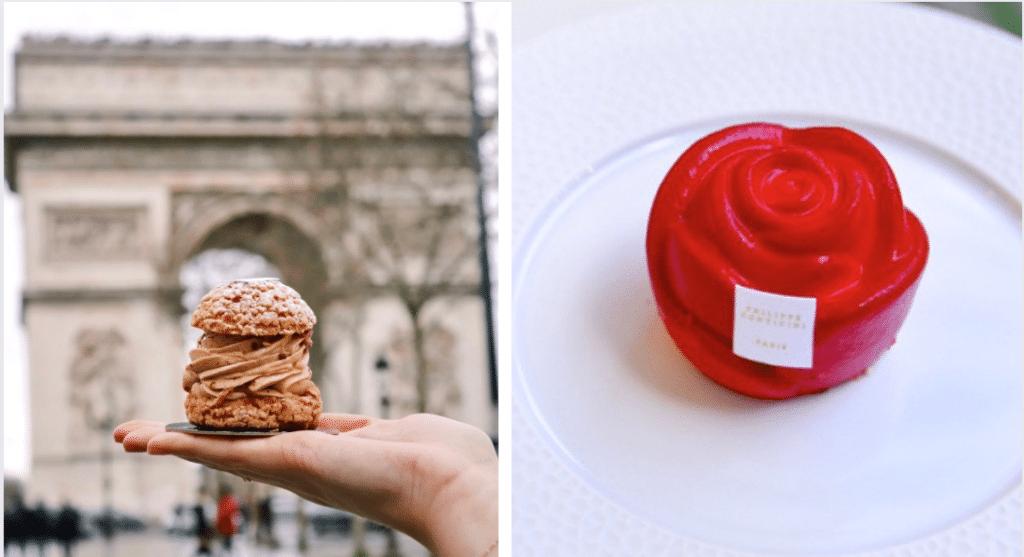 Un pop-up store des desserts de Philippe Conticini s'installe aux Galeries Lafayette !