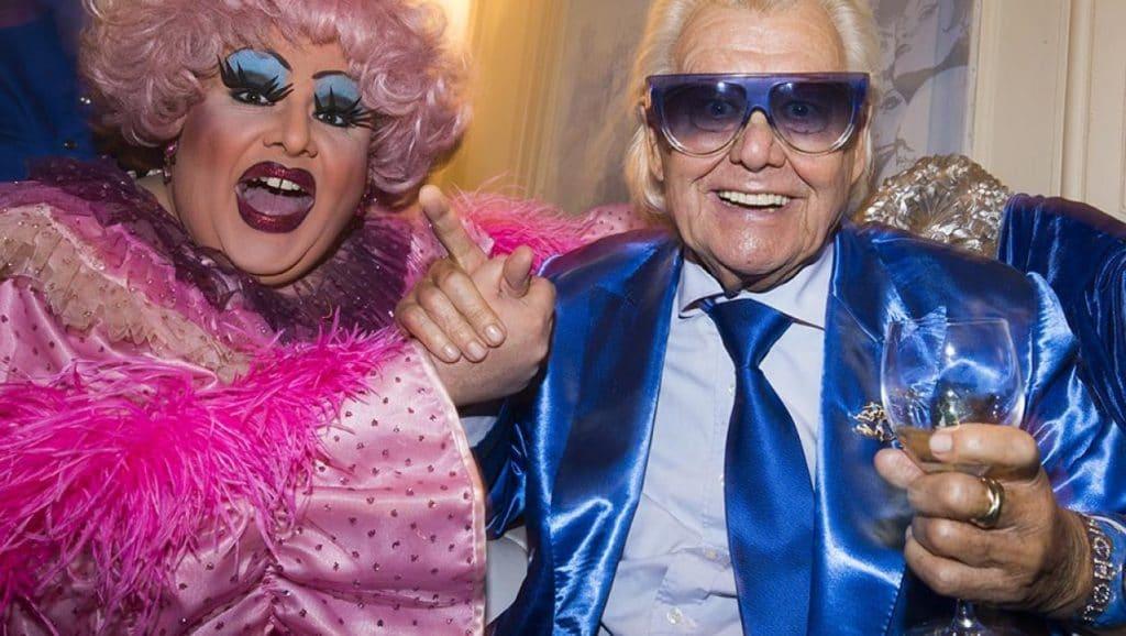 «Michou» directeur du célèbre cabaret Montmartrois s'est éteint aujourd'hui à l'âge de 88 ans