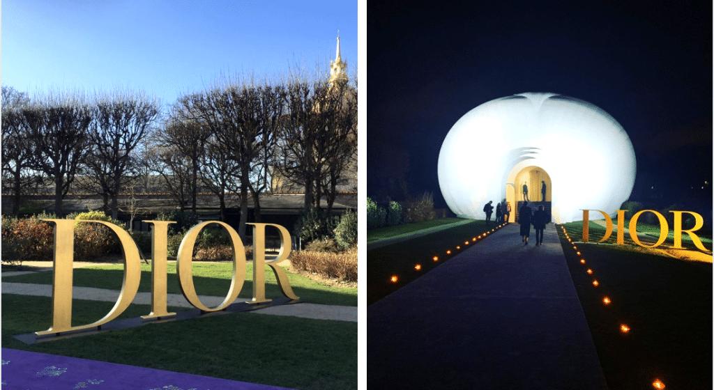 Une exposition éphémère Dior ouverte à tous au Musée Rodin !