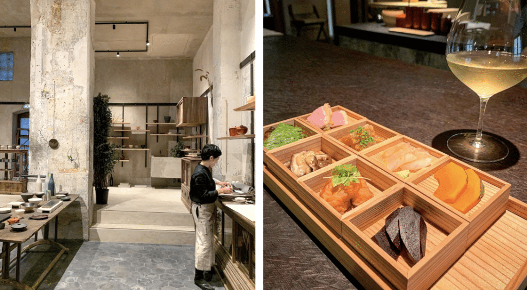 OGATA : 800m2 d'art de vivre japonais s'installe dans le Marais