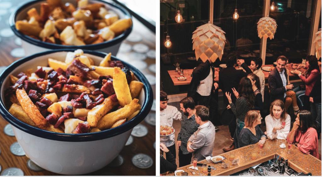 Tabarnak ! Le premier bistrot-bar dédié au Québec ouvre à Paris !