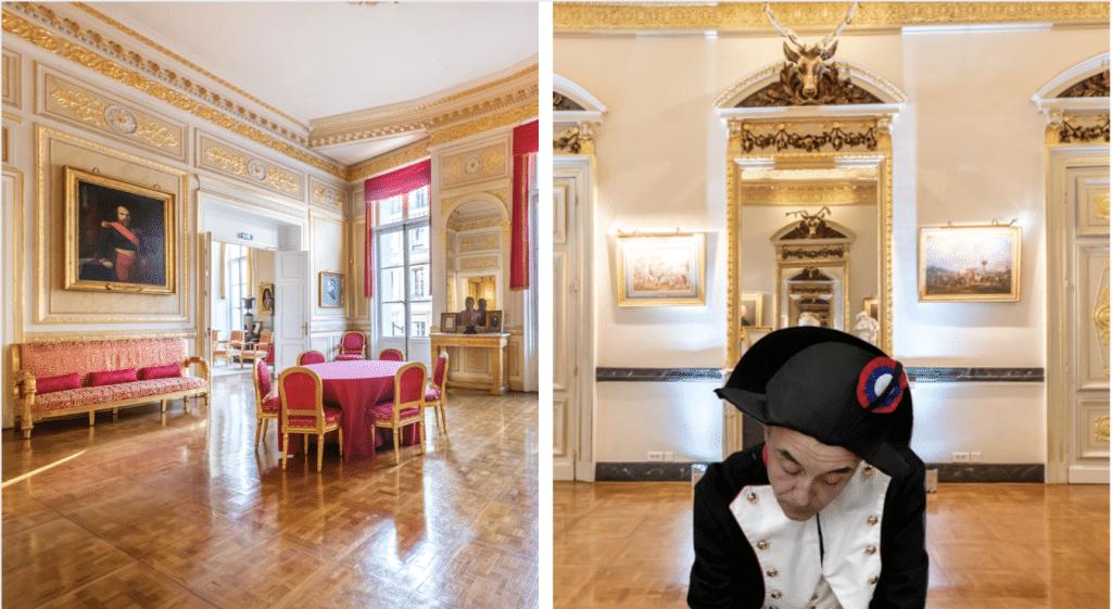 Le temps d'un soir, le Palais Vivienne ouvre ses portes pour un show immersif & insolite !