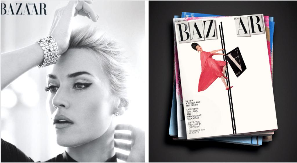 La sublime exposition «Harper's Bazaar, premier magazine de mode» arrive à Paris !