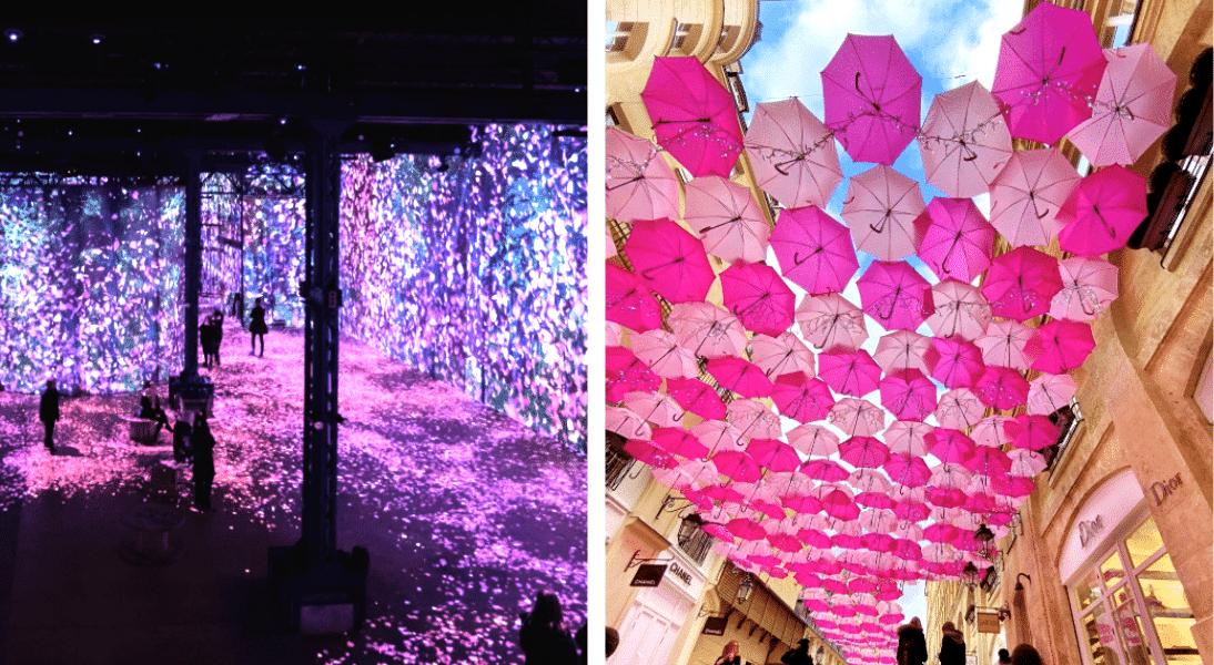 Les spots les plus colorés du moment à Paris