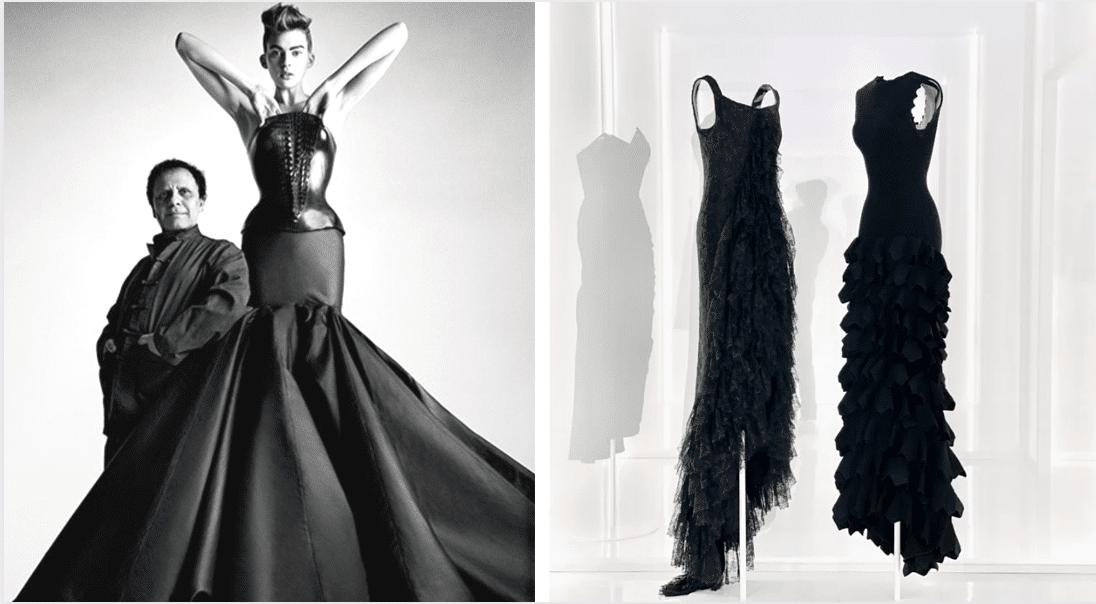 La sublime exposition Alaïa – Balenciaga à Paris : regards croisés sur la Haute Couture