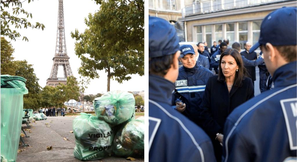 Anne Hidalgo annonce des amendes anti incivilités XXL à Paris !