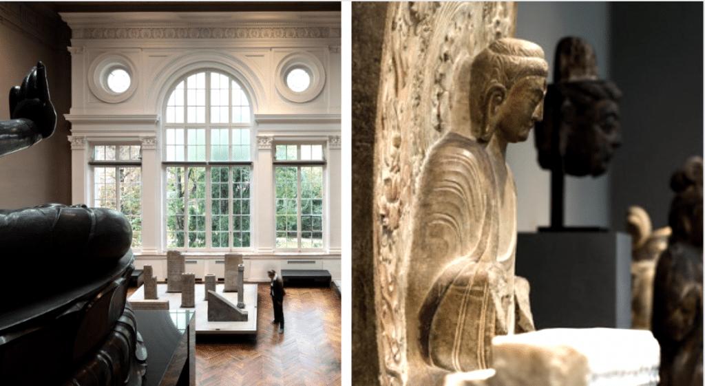 Le Musée Cernuschi, musée d'art asiatique de Paris s'apprête à rouvrir ses portes !