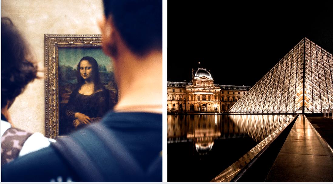 Pour la 1ère fois, le Musée du Louvre offre à ses visiteurs 3 nocturnes GRATUITES jusqu'au petit matin…