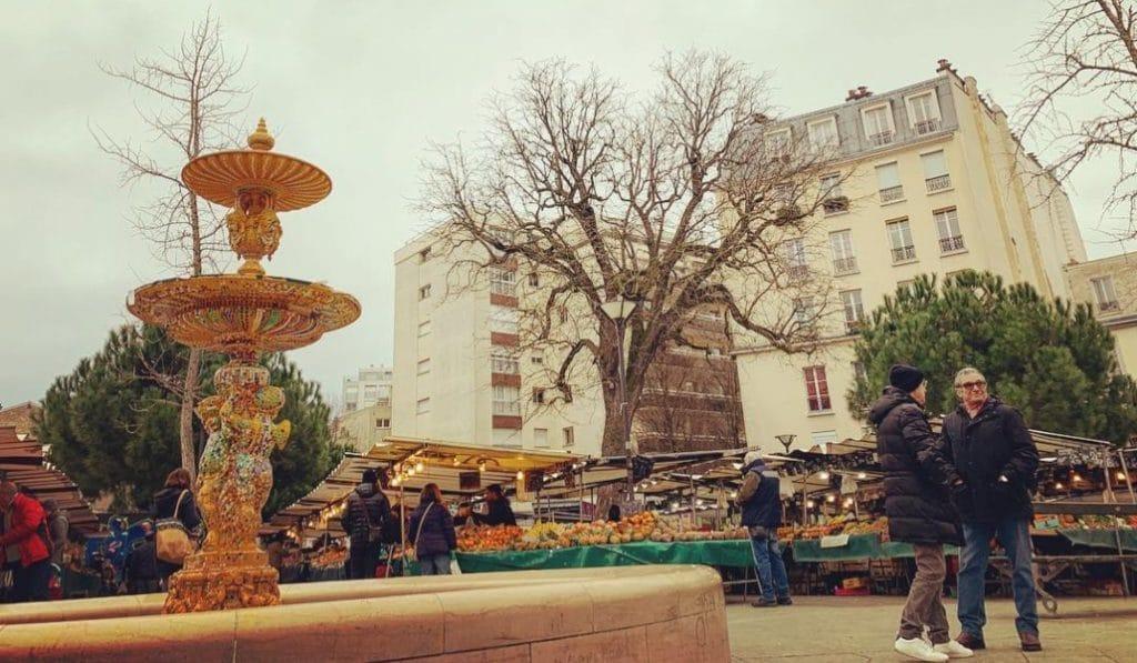 Un endroit du 20ème arrondissement de Paris élu parmi les 10 meilleurs quartiers d'Europe