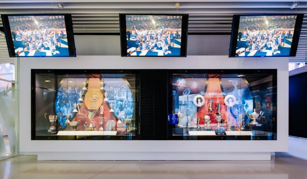 Le Paris Saint-Germain ouvre la première visite sportive immersive à Paris