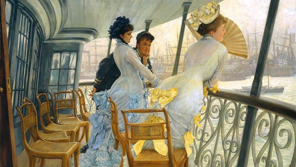 Le chef-d'oeuvre de Tissot s'expose enfin au Musée d'Orsay à Paris !