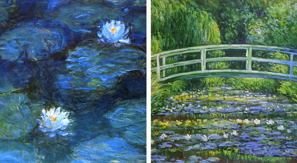 Le musée de l'Orangerie vous offre une visite virtuelle gratuite des Nymphéas de Monet !