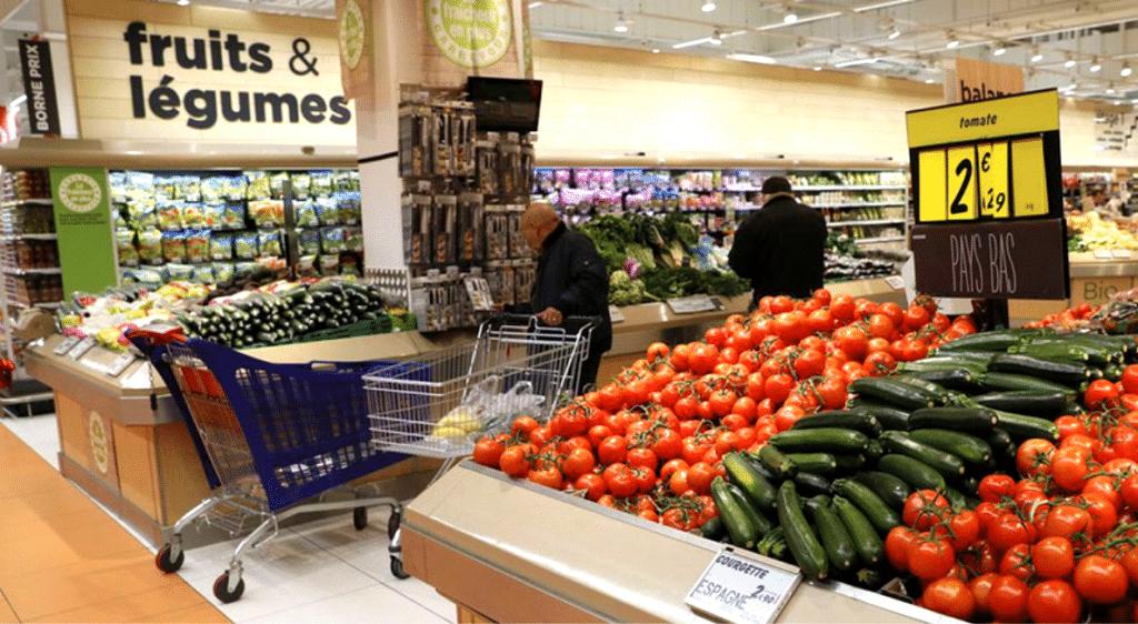 Coronavirus : les supermarchés basculent vers 100 % de fruits et légumes français !