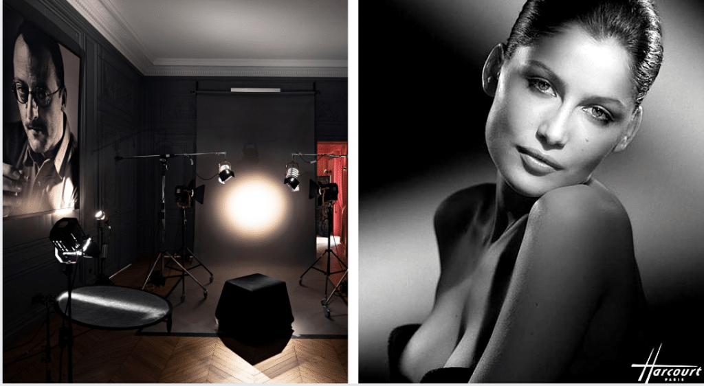 Pendant le confinement, le Studio Harcourt donne des cours de photographie en ligne !