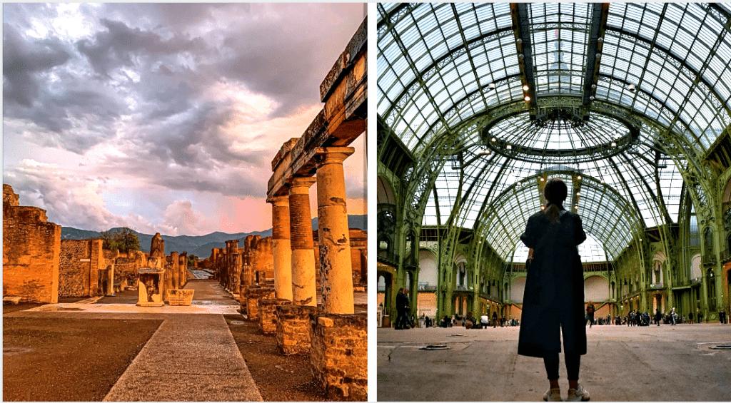 Confinement : Le Grand Palais donne à voir la fascinante expo immersive Pompéi depuis chez soi !