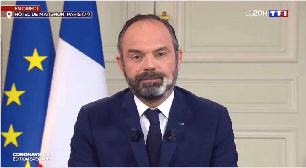 Coronavirus : Edouard Philippe annonce le durcissement des mesures de confinement !