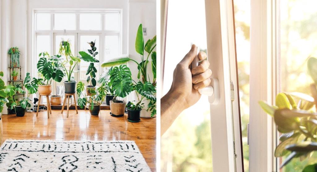 coronavirus : comment respirer un air sain à la maison pendant le confinement ?