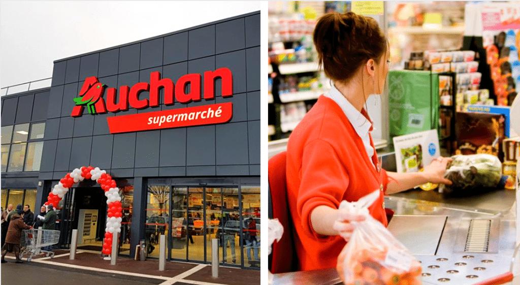 Coronavirus : Auchan, Carrefour et Intermarché versent des primes de 1000 € à leurs employés !