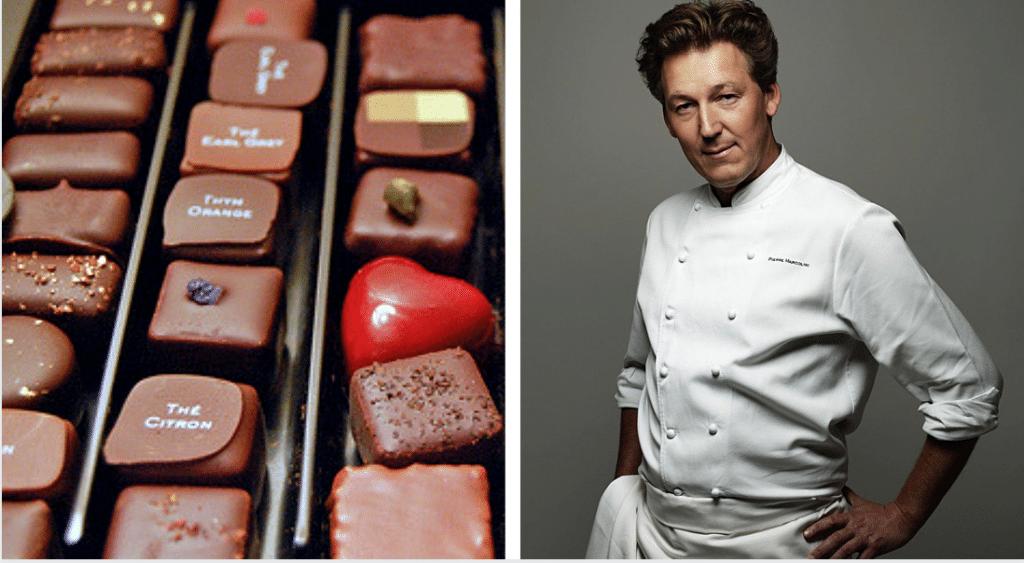 Pierre Marcolini offre tous ses stocks de chocolats aux soignants des hôpitaux de Paris !