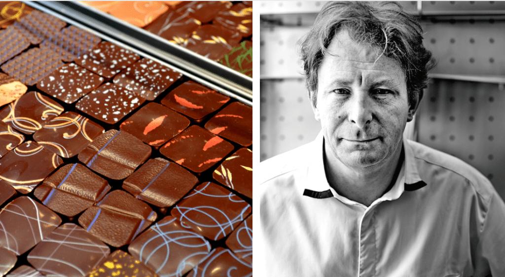 Coronavirus : le chocolatier Jacques Genin fait don de 500 kg de chocolats aux Hôpitaux de Paris !