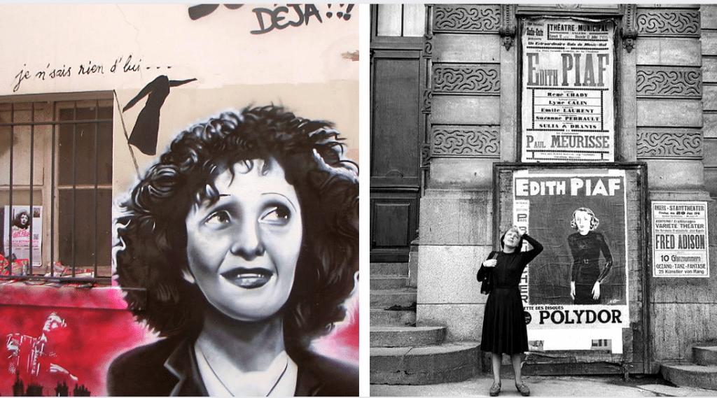 Il était une fois Edith Piaf : sur les pas de la Môme à Paris…
