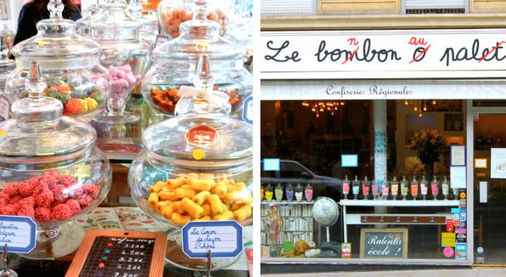 Le paradis du bonbon se trouve à Paris !