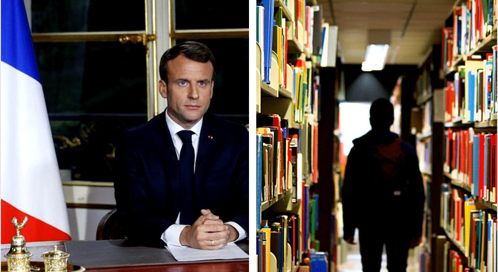 Coronavirus : Emmanuel Macron annonce la fermeture de toutes les écoles jusqu'à nouvel ordre !