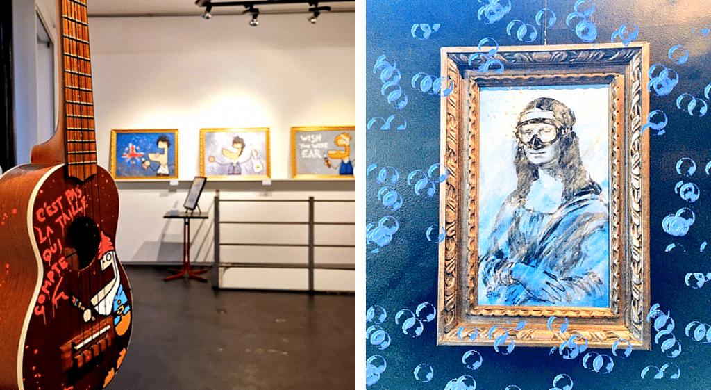 Les plus belles expositions éphémères de street art à voir à Paris en mars !