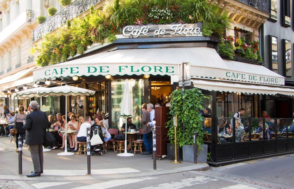 Histoire Café de Flore Paris