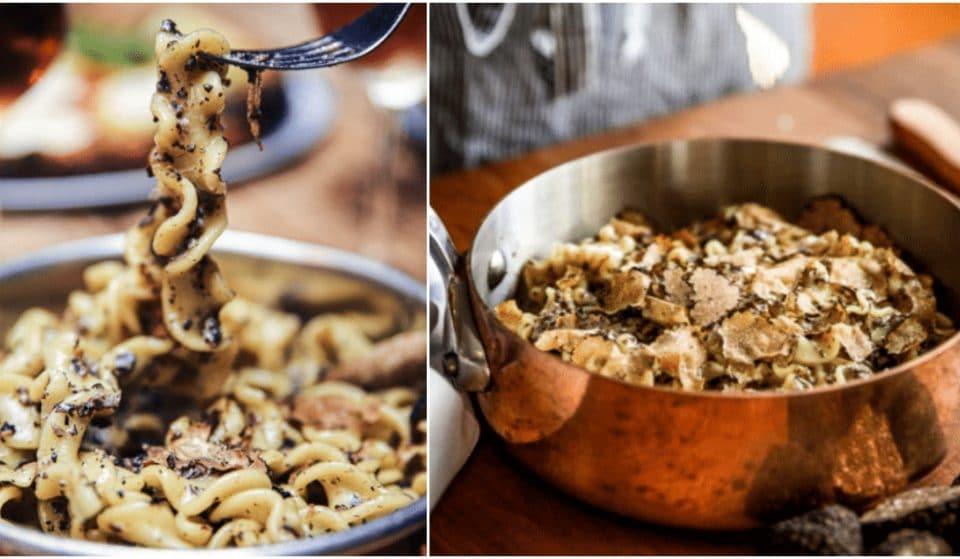 Food : Big Mamma vous révèle la recette de ses pâtes à la truffe !