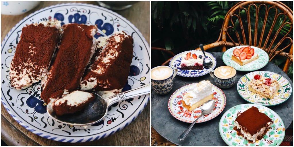 Big Mamma toutes les recettes desserts