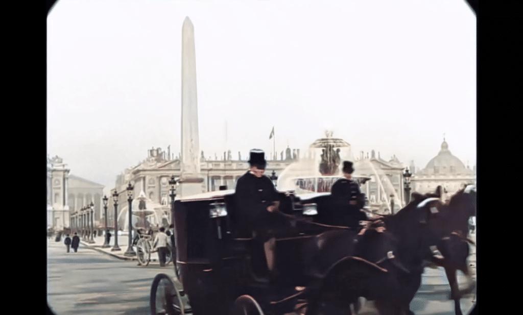 Plongez dans le Paris de la Belle Époque grâce à ce film restauré en 4K !