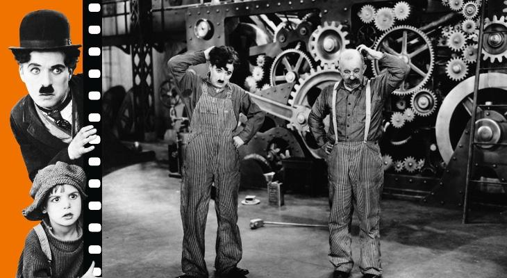 Les films de Charlie Chaplin disponibles en exclu sur Netflix à partir du 1er mai !