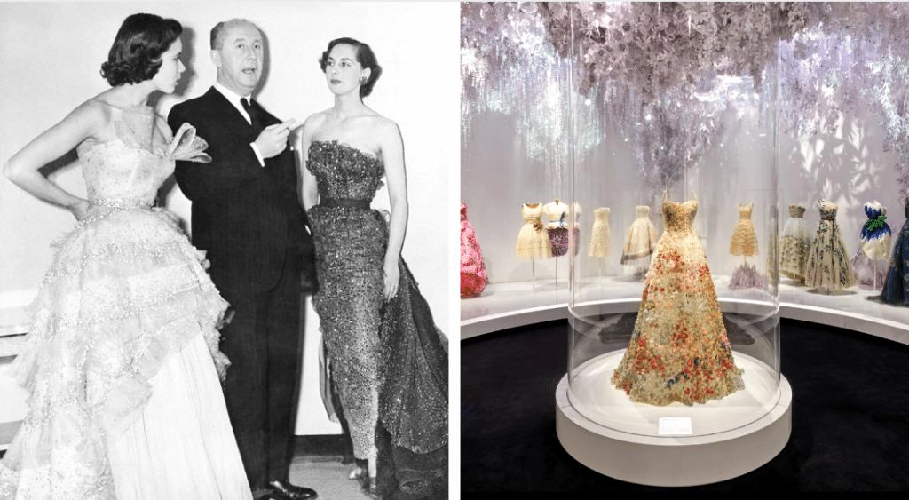 Dior met en ligne gratuitement la biographie «Christian Dior & moi» !