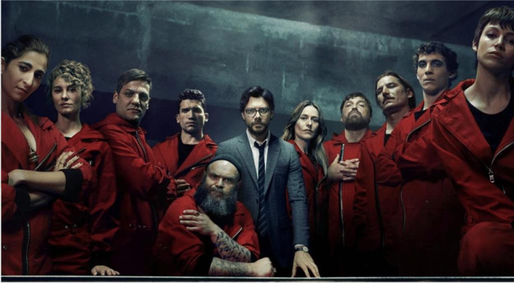 Netflix vous livre 10 secrets juteux sur la Casa de Papel !