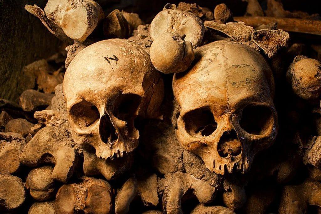 Visitez les Catacombes de Paris depuis chez vous !