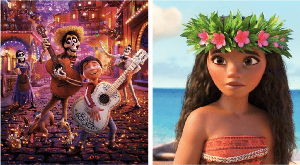 Un voyage autour du monde dans votre salon avec les plus beaux films Disney !