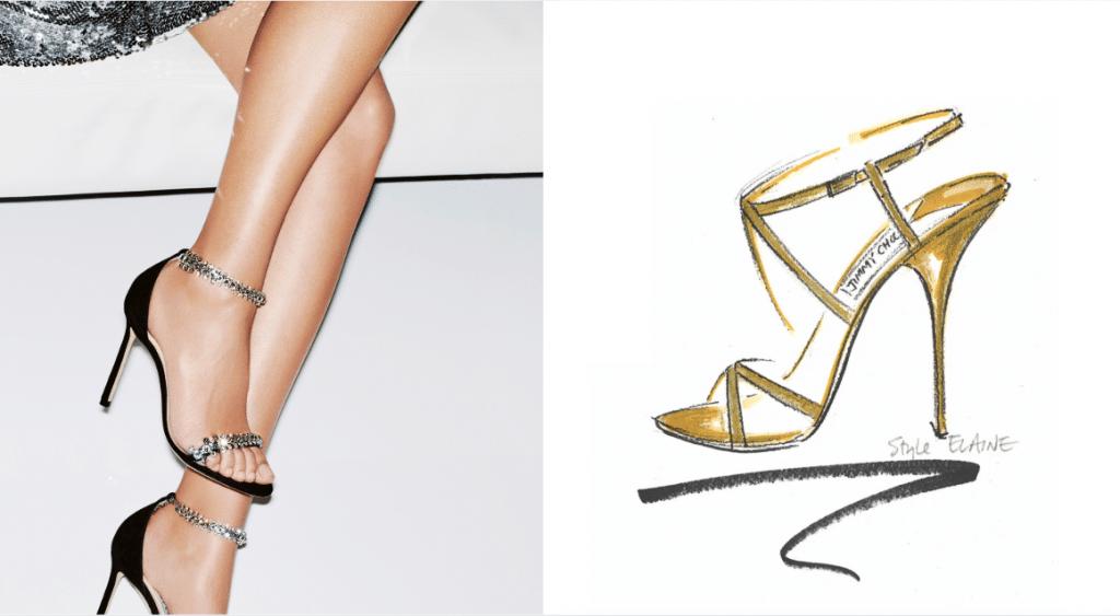 Participez au concours de dessin Jimmy Choo et gagnez la paire de chaussures de vos rêves !