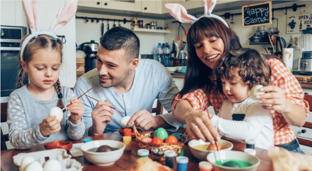 Les activités à faire en famille ce week-end de Pâques !