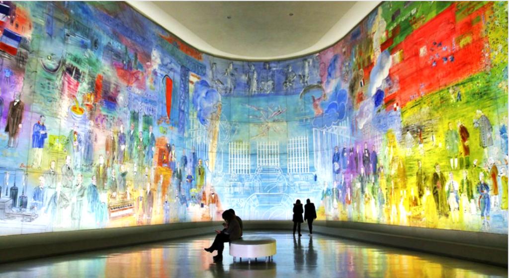 Confinement : Visitez le Musée d'Art Moderne de Paris depuis votre canapé !