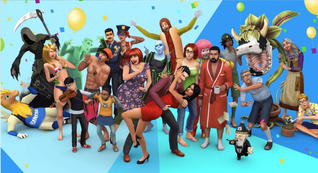 Les Sims 5 : Un mode multijoueurs en préparation !