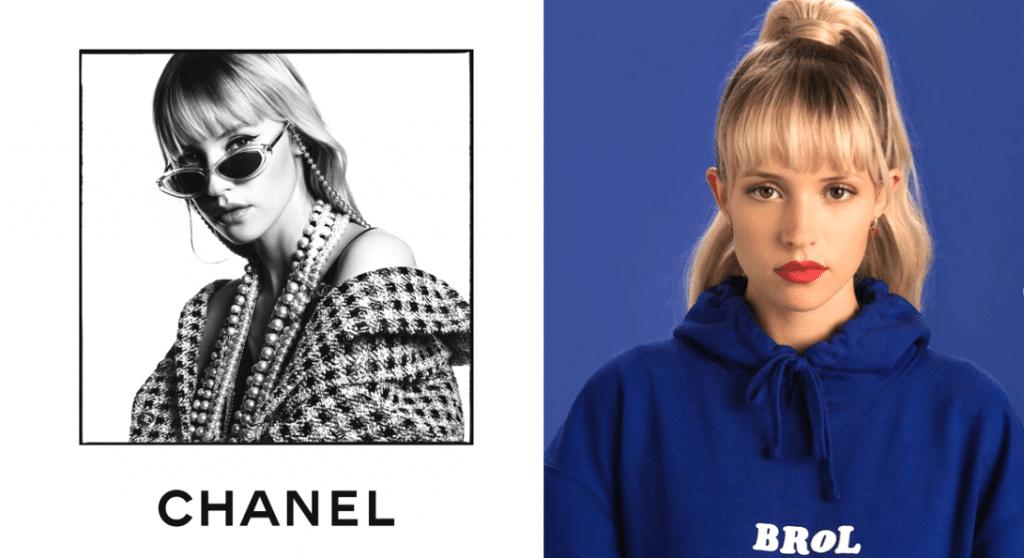 Confinement : Angèle en concert live inédit sur Instagram avec Chanel !
