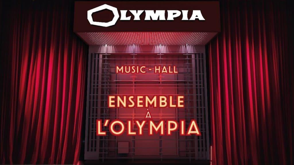 La musique retentit enfin à nouveau sur la scène de l'Olympia le temps d'un concert caritatif !