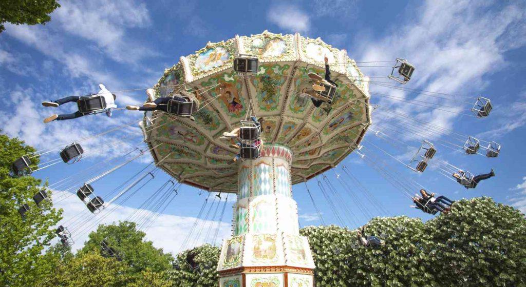 Paris : Le Jardin d'Acclimatation GRATUIT pour sa réouverture !
