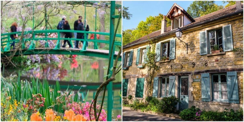 Une excursion unique sur les traces des peintres impressionnistes à Giverny et Auvers-sur-Oise !