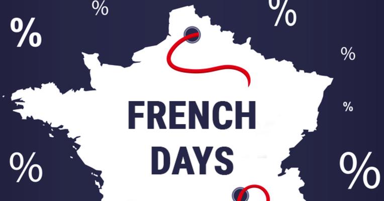 French Days 2020 : le Black Friday français de retour cette semaine !